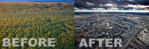 Tar sands extraction from Environmental and Food Justice